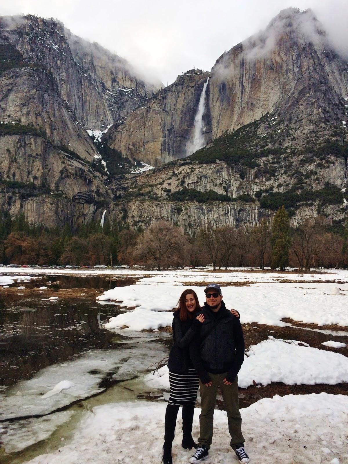 Yosemite park turismo