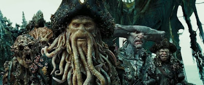 """""""Пираты Карибского моря: Сундук мертвеца""""  2006 г.  реж. Гор Вербински"""
