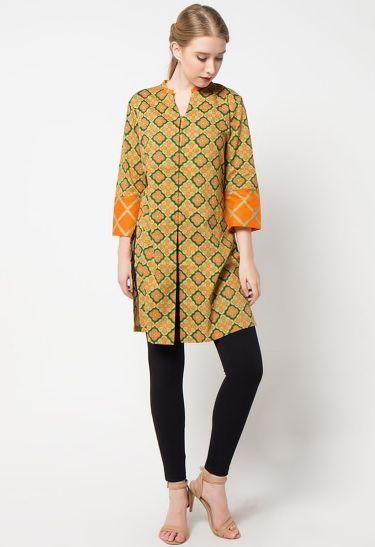 Model Baju Batik Danar Hadi