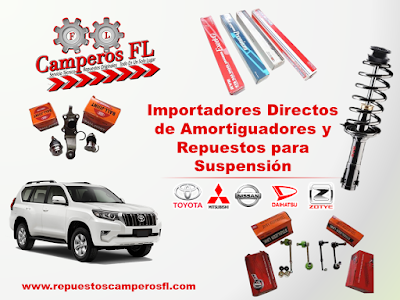 Repuestos Suspension Toyota