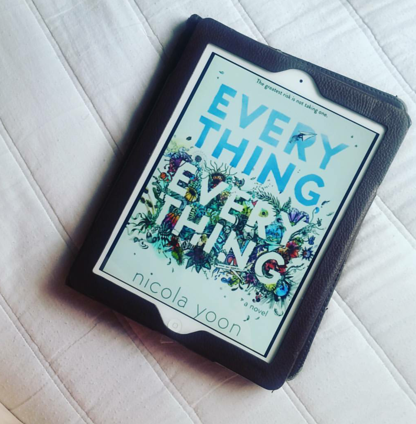 Everything Everything :: Book Review