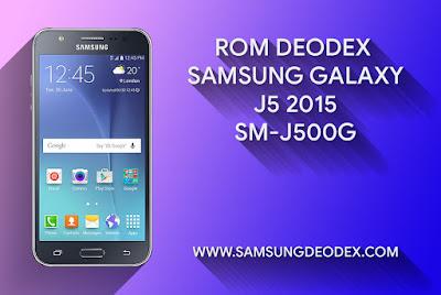 ROM DEODEX SAMSUNG J500G