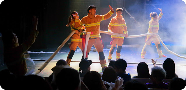 Fireman+Show