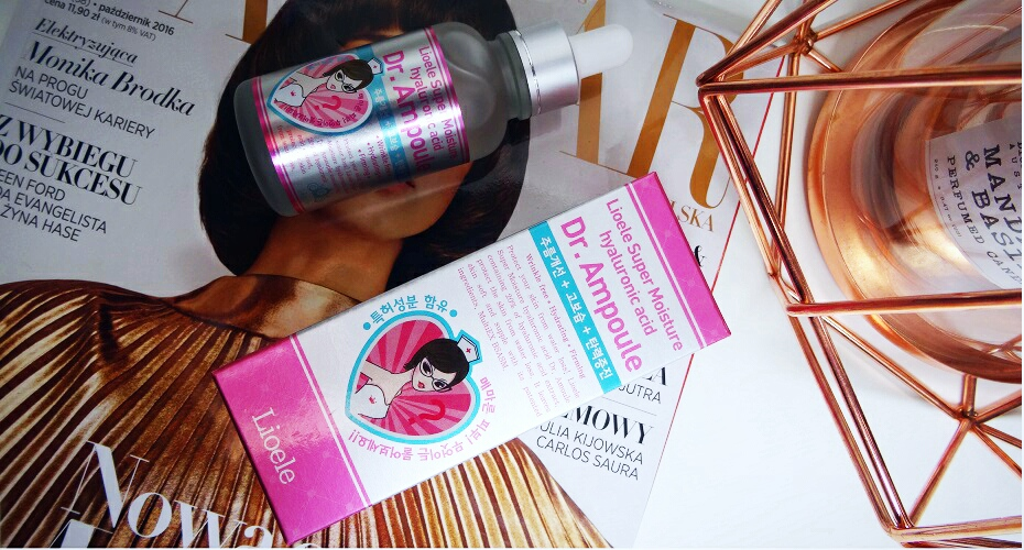 myAsia A&K Beauty, asianbox, 3, holika holika, nowości, azjatycka pielęgnacja, lioele, snail, kwas hialuronowy,