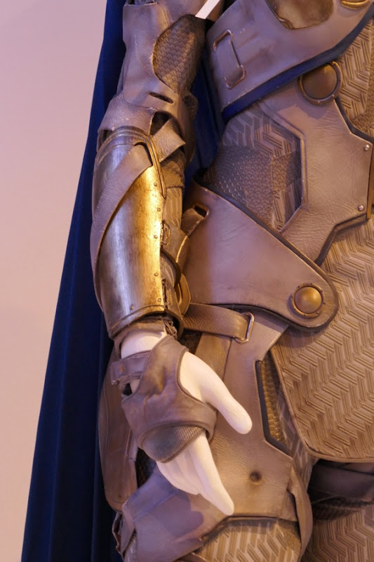 Valkyrie costume wrist guard detail