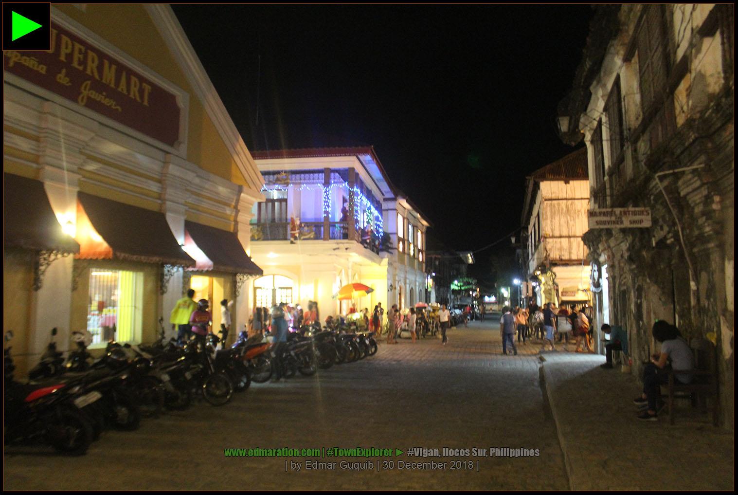 BONIFACIO, VIGAN CITY