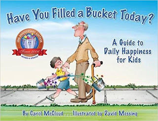 Teach your students how to be bucket fillers in the classroom.