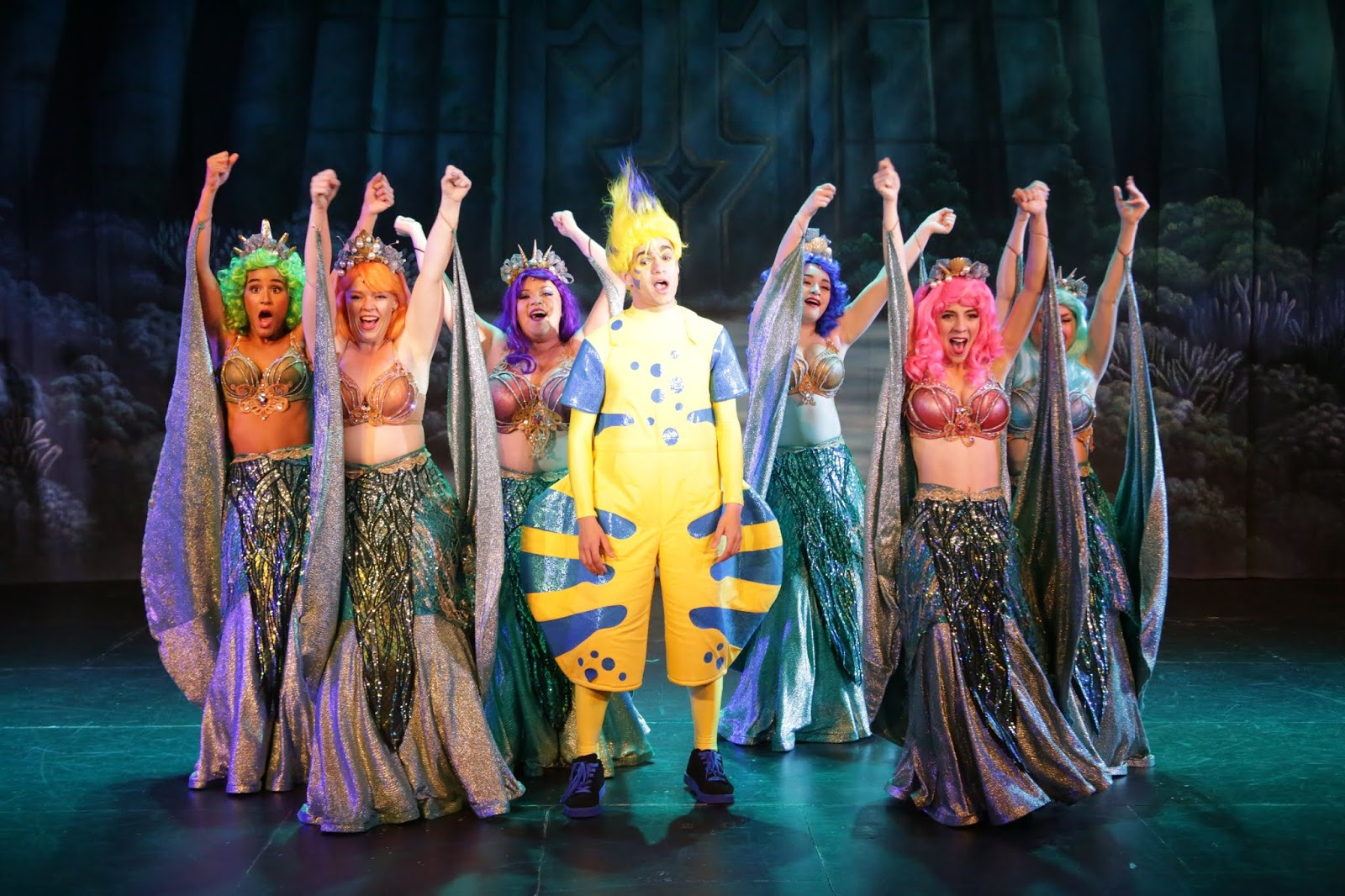 712d24d309a4 Candlelight Pavilion Presents a Swimmingly Good LITTLE MERMAID