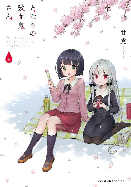 Tonari no Kyuketsuki-san (となりの吸血鬼さん), obra original de Amatou