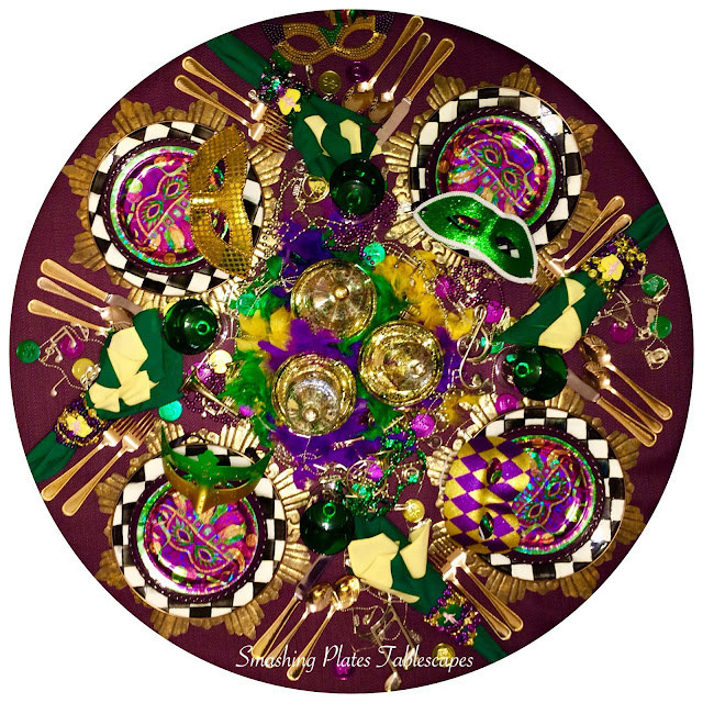 Smashing Plates Tablescapes