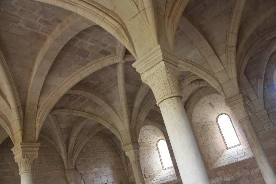 Chaper house of Santes Creus Monastery