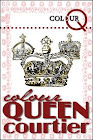 Colour Q Queen Courtier!