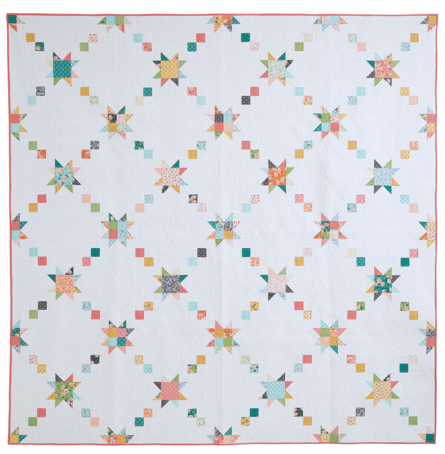 Happy Quilting: Star Crossed - Featured in McCalls Quilting!! : mccalls quilting - Adamdwight.com