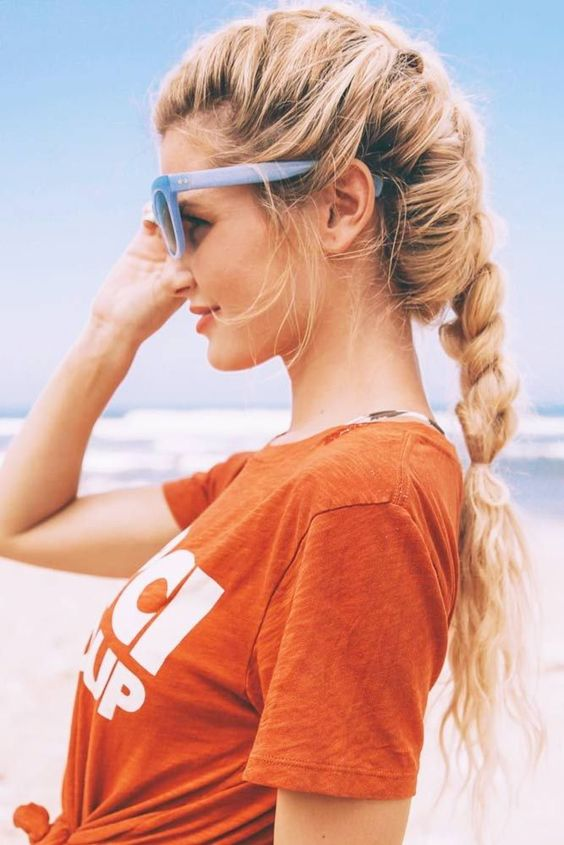 Cool Braided Summer Hairstyles