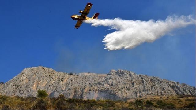 Σε υψηλό κίνδυνο πυρκαγιάς η Αργολίδα την Παρασκευή 27 Αυγούστου