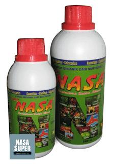 Grosir Produk Nasa Pupuk Organik Cair NASA (Nusantara Subur Alam)