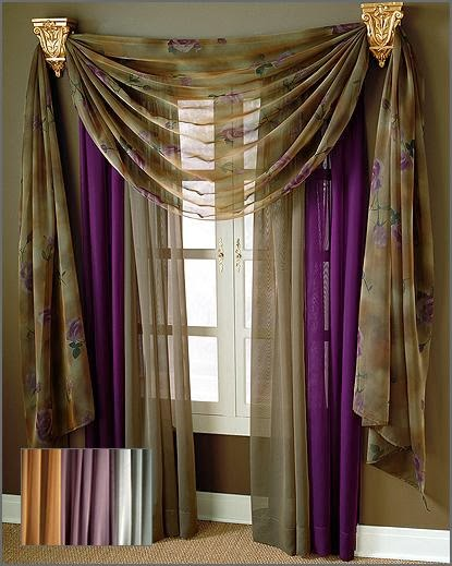 Curtains Living Room And Sewing 2014