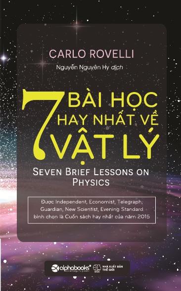 Bảy bài học vật lý ngắn - Seven Brief Lessons on Physics