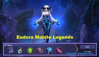 Hero Eudora Mobile Legends