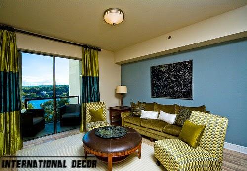Art Deco living room designs and furniture | International ...