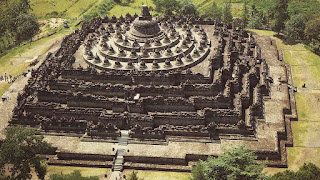 Borobudur Temple - Example of Description