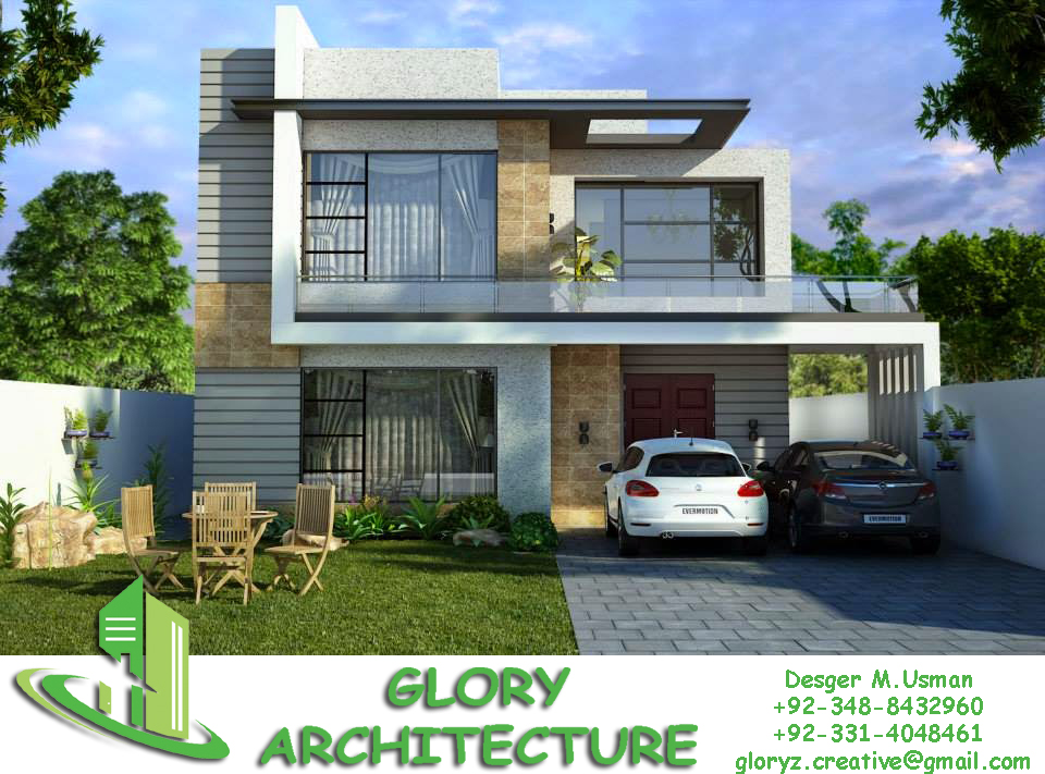 Home Front Elevation Pictures Punjab : House elevation islamabad