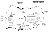 Murud Janjira Fort Map