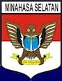 logo lambang cpns kab Kabupaten minahasa Selatan