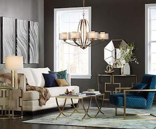 illuminazione del soggiorno immagine