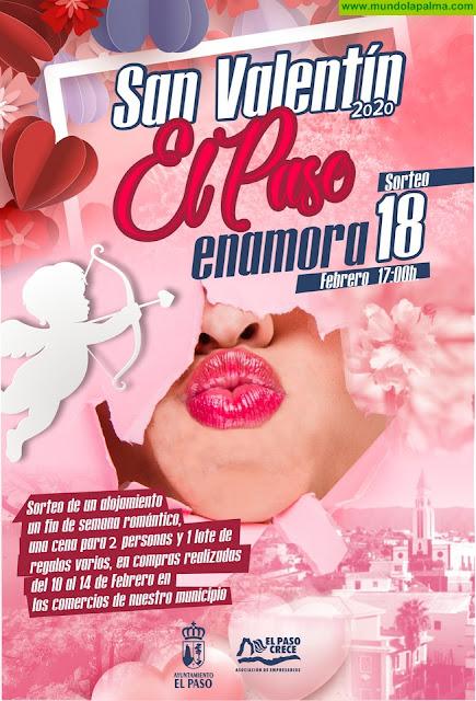 'El Paso Enamora' por San Valentín