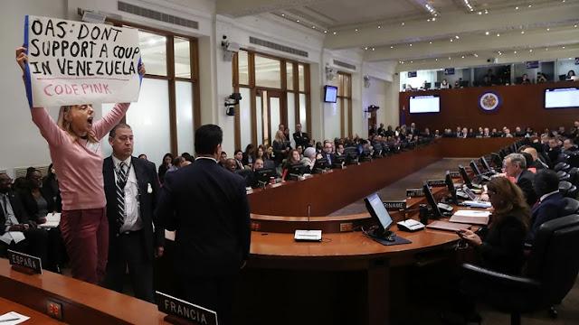 Qué es el TIAR, el tratado de defensa que Juan Guaidó quiere reactivar para Venezuela