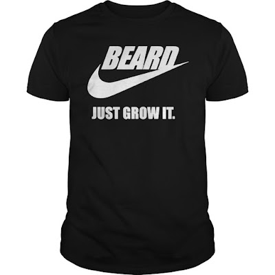 Beard Nike Just Grow It T Shirts Hoodie Sweatshirt