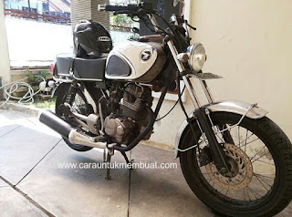 Motor CB Modifikasi