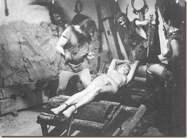 Gangbang on her knees porn gif