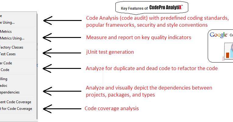 codepro analytix eclipse plugin