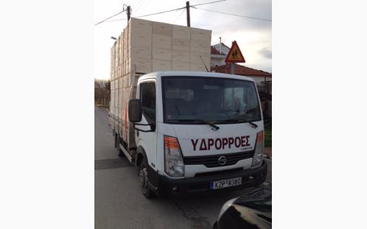 Πωλείται μελισσοκομικό φορτηγό NISSAN CABSTAR