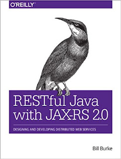 Best book to learn RESTful Web Service in Java