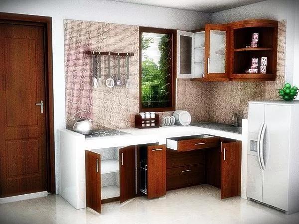 Desain Model Dapur Sederhana Dan Murah