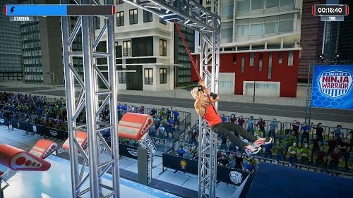 American Ninja Warrior Challenge Game Review