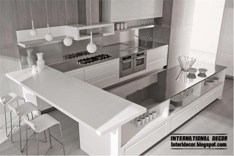 Elegant white kitchen designs and ideas, white kitchen