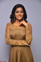 Eesha looks super cute in Beig Anarkali Dress at Maya Mall pre release function ~ Celebrities Exclusive Galleries 004.JPG