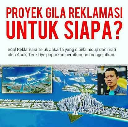 """Sejak Reklamasi Dimulai, Nelayan Teluk Jakarta Cuma Dapat """"Ikan Sampah"""""""