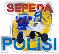 Motor Mainan Anak Yotta Toys Polisi