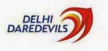 Logo of Delhi Daredevils Team