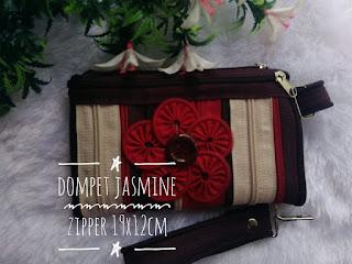 Dompet Resleting Jasmin 005