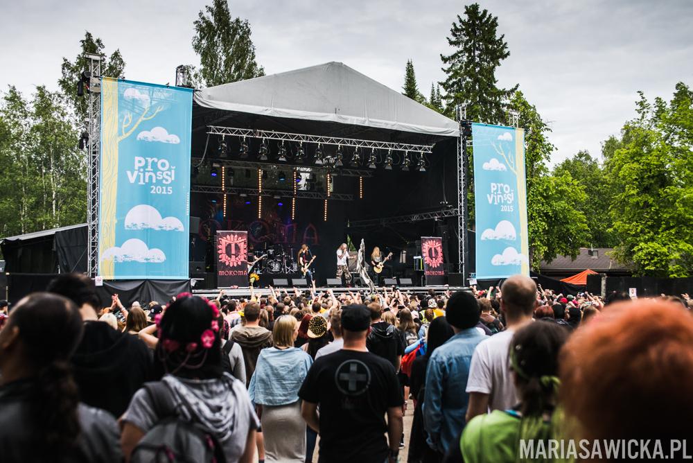 Mokoma Provinssi Festivaali 2015 Seinäjoki