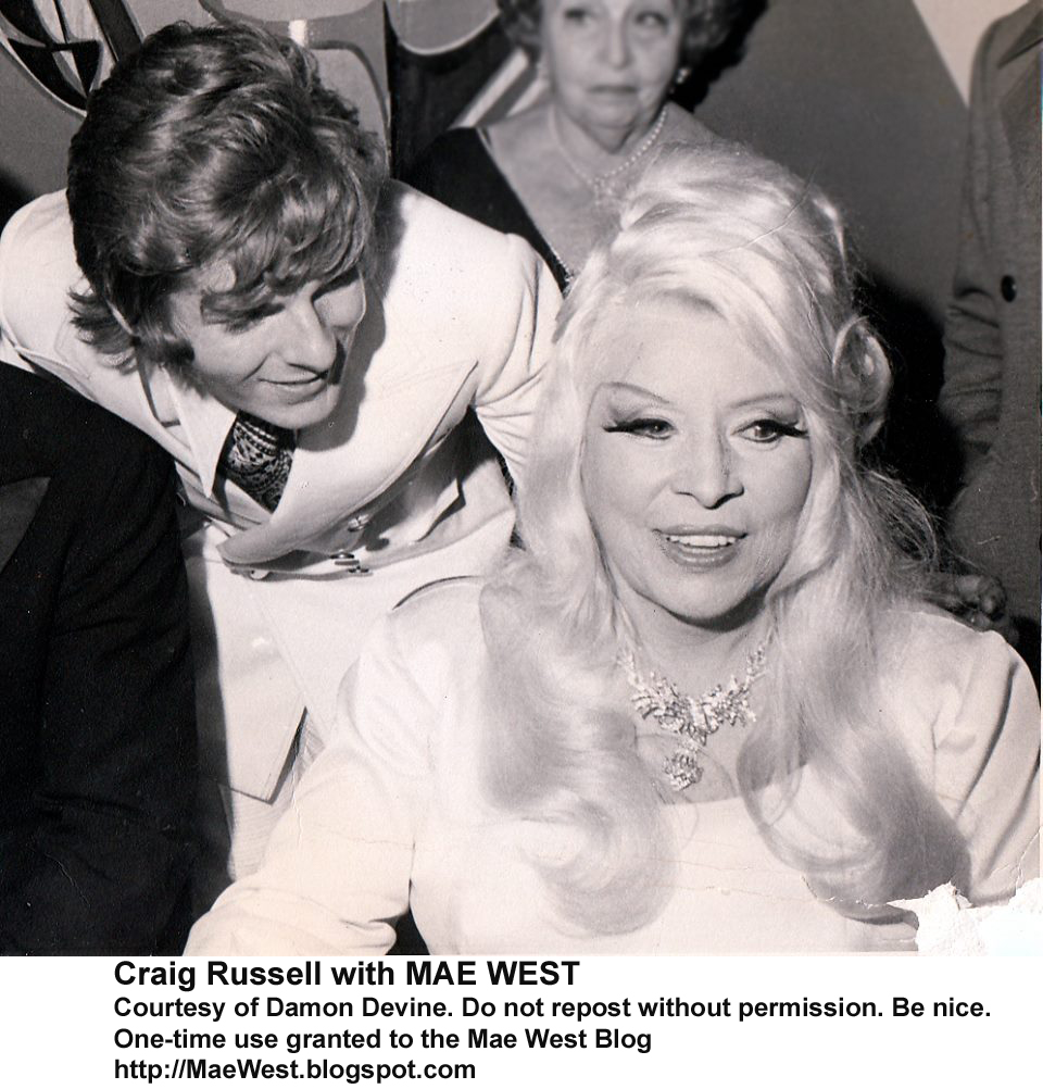 Mae West Mae West new picture