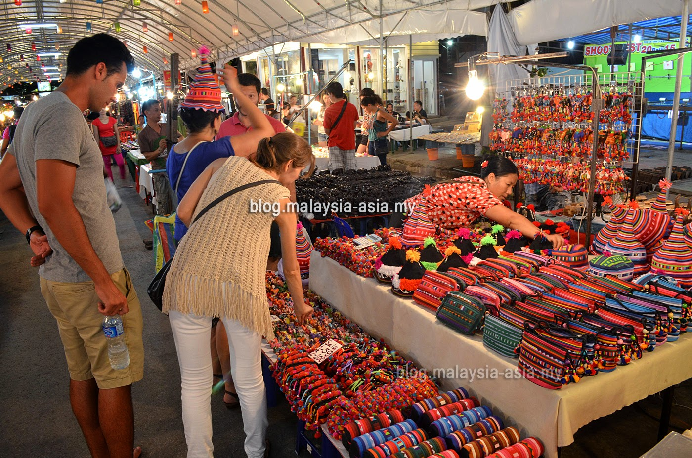 Craft Items at Chiang Mai NighT Market