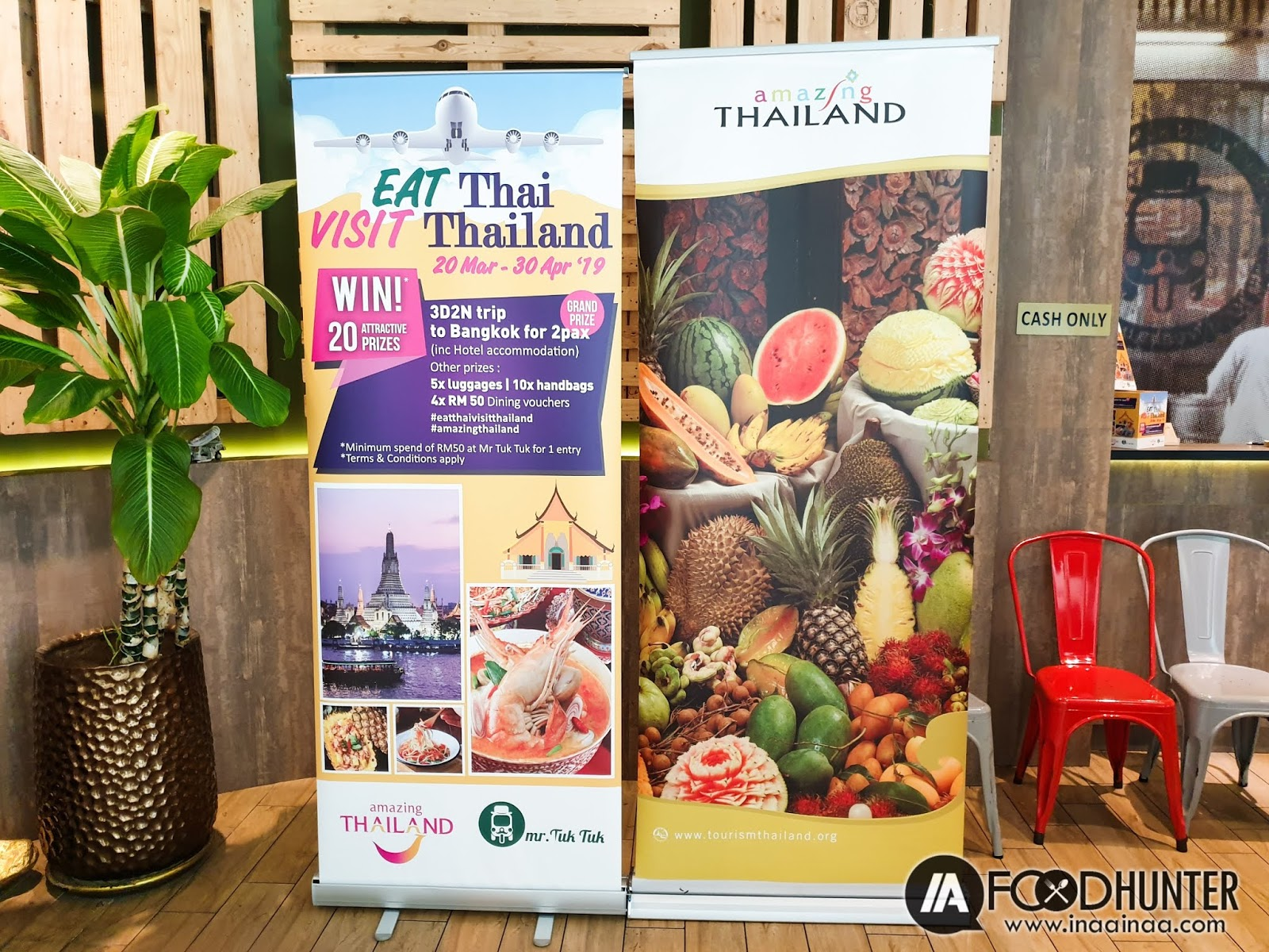EAT THAI, VISIT THAILAND 2019- IAFOODHUNTER