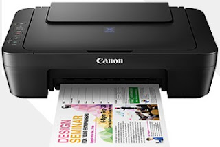 one printers that are currently offered on the market Canon E410 Drivers Download